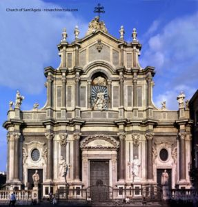 Catania a Unesco World-Heritage city centre