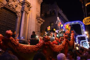 The cart of Saint Rosalia in 2013 - image by Manlio Viola