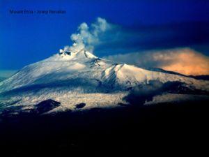 etna vulcano in sicily