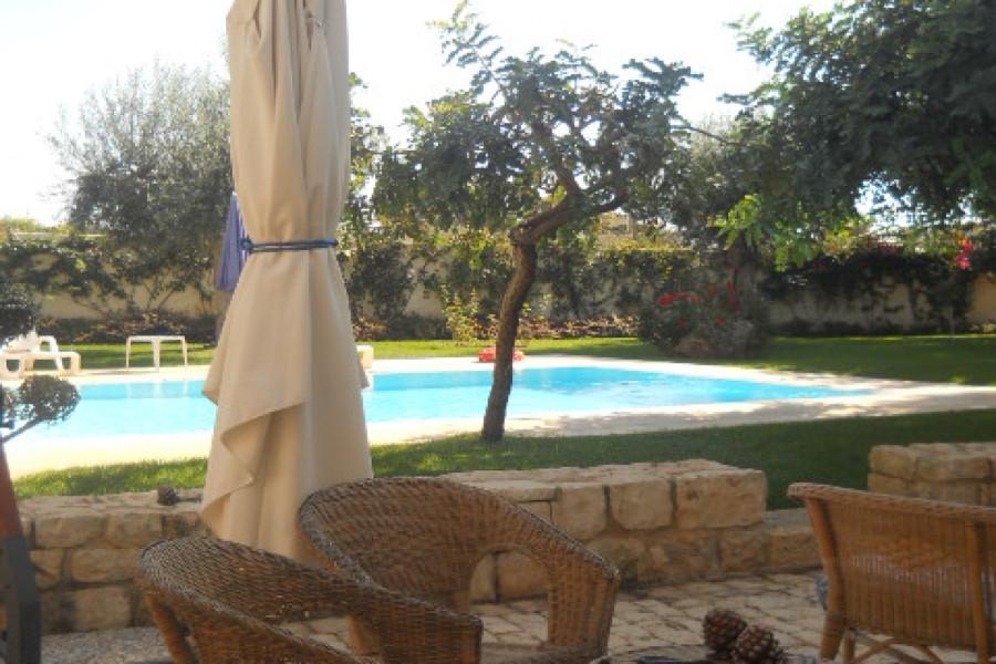 Villa Donnalucata, Donnalucata Southern Sicily the pool
