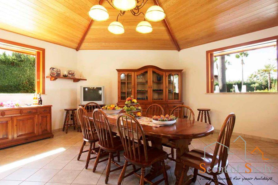 Villa Signorino kitchen