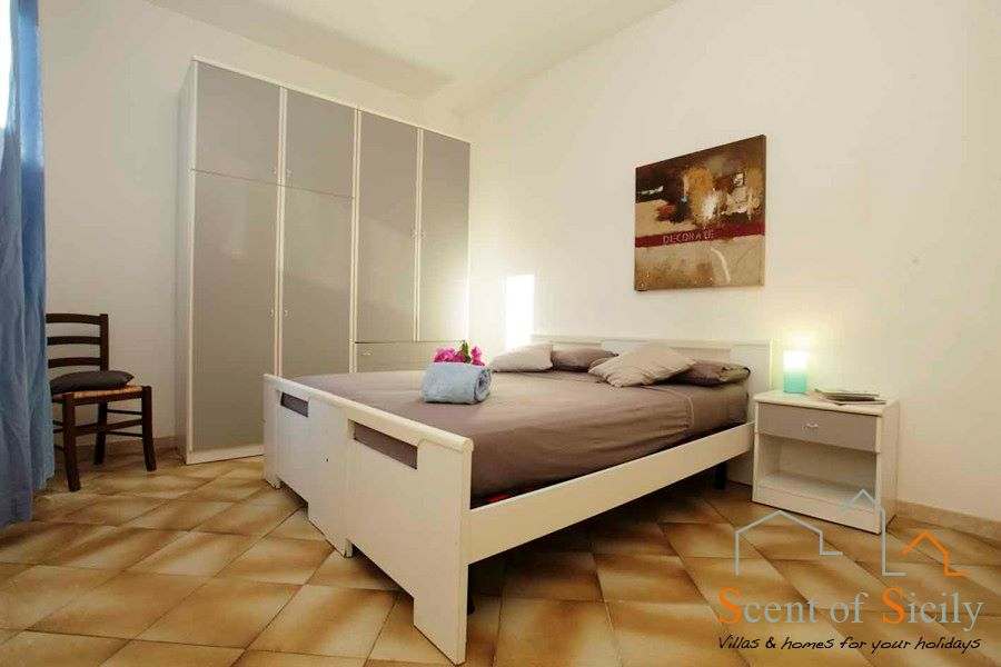 Villa Signorino double bedroom or twin ground floor