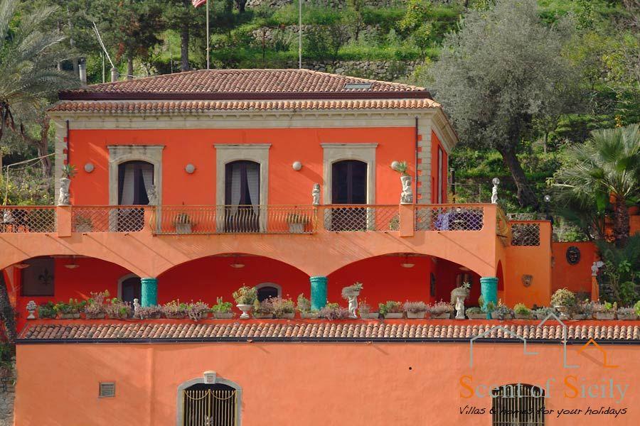 Villa the Angels Sicily