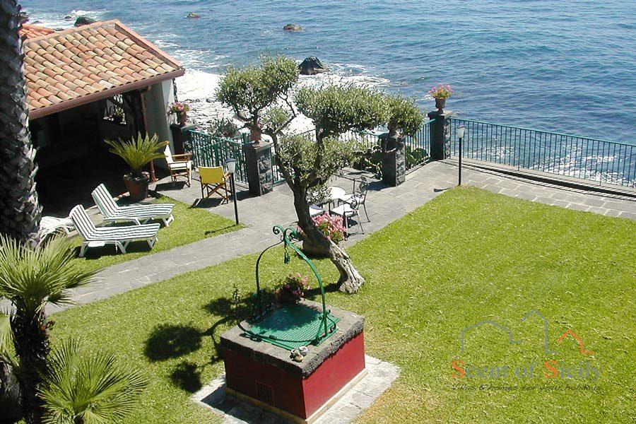 Sea Terrace near Taormina