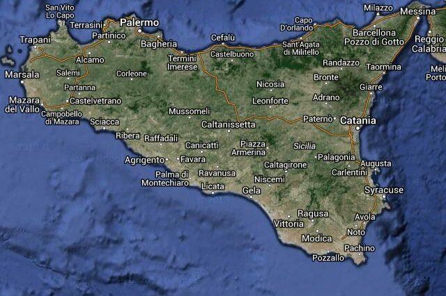 Sicily - ULTIMA