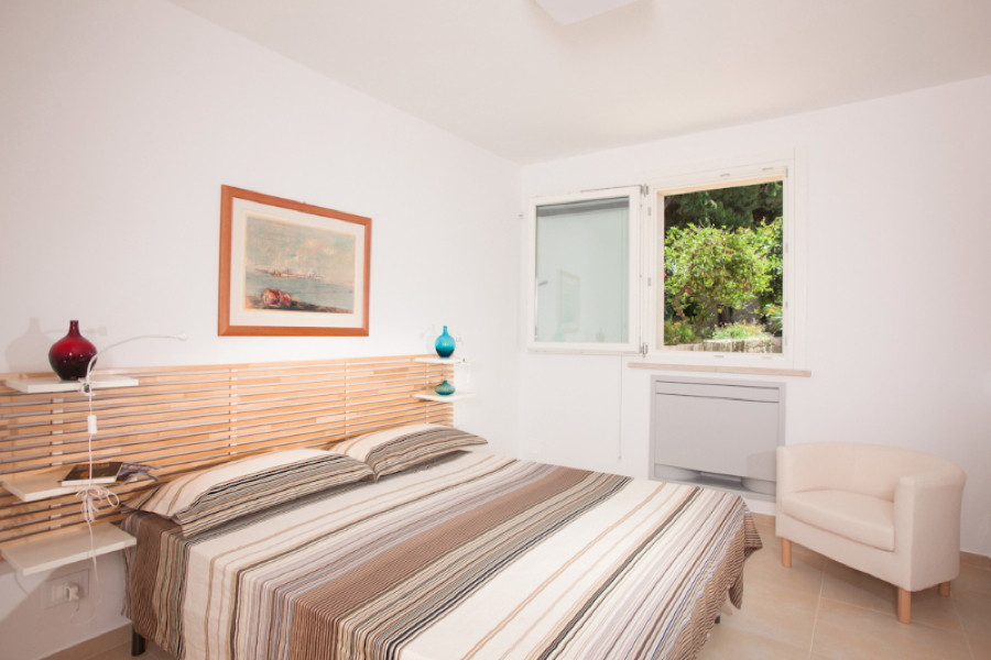 Villa Donnalucata, Donnalucata Southern Sicily the double bedroom with window
