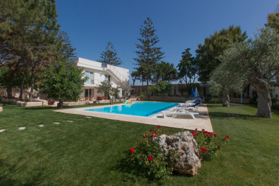 Villa Donnalucata, Donnalucata Southern Sicily