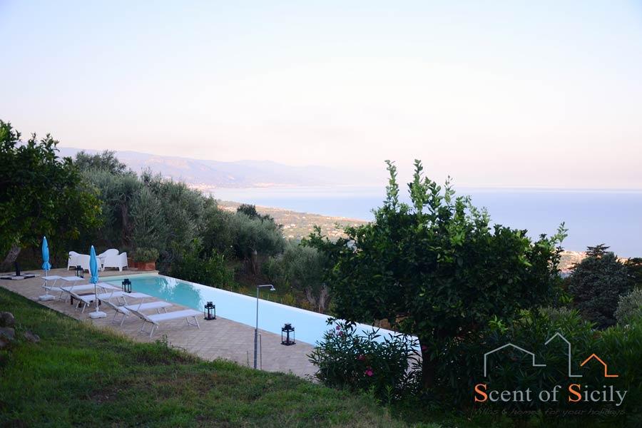 Villa Sunrise Sicily