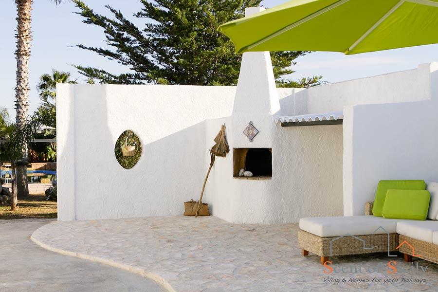 Villa Gio the wood oven