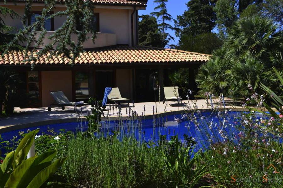 Villa Jasmine Sicily