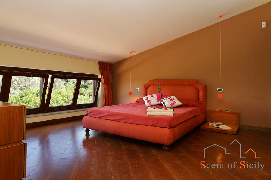 Double bedroom for perfect sleep and relax