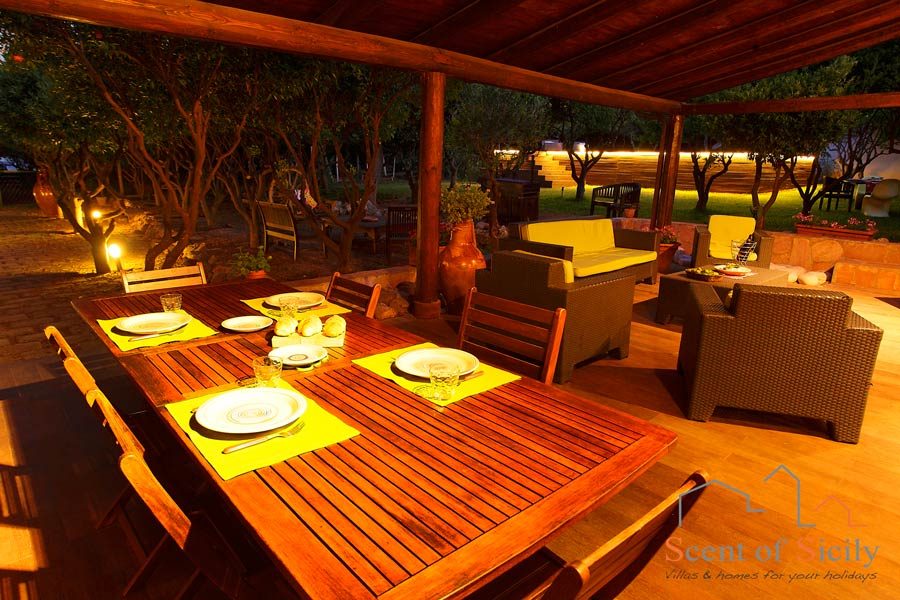 Enjoy the warm evenings, beautiful outdoor and pool lighting