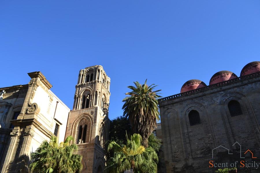 Palermo Sicily San Cataldo Church
