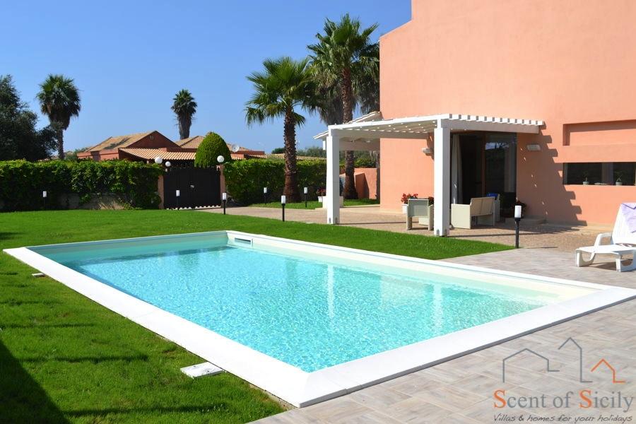 Villa il Corallo Sicily