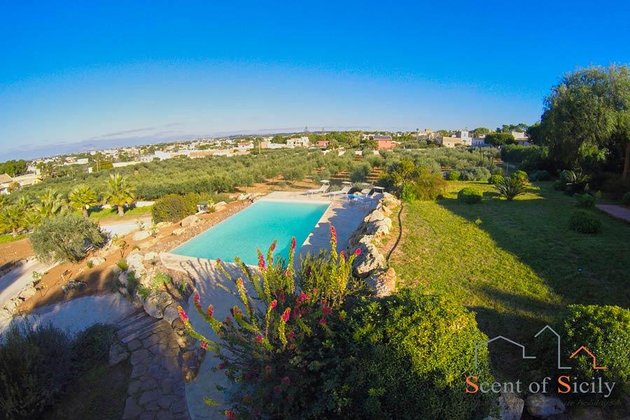 Villa Panorama Marsala Sicily