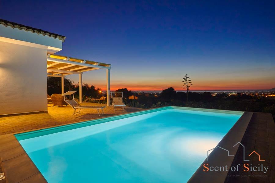 Villa dorotea scent of sicily case vacanze in sicilia - Villa con piscina sicilia ...