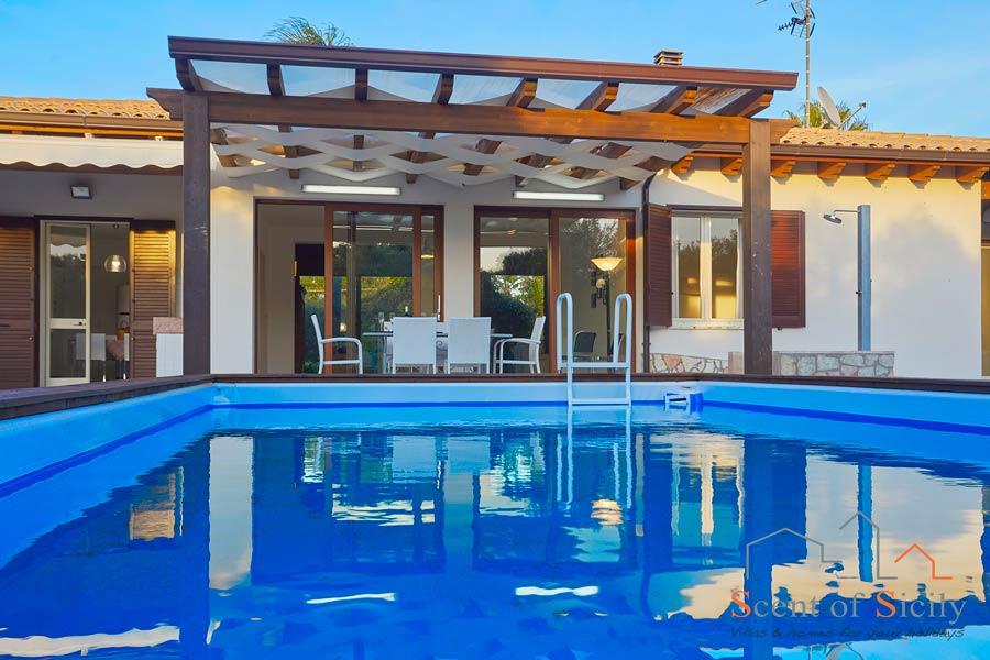 Villa Green View Marsala Sicily