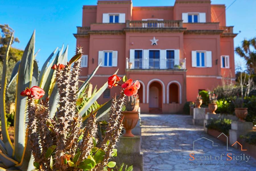 Sicily Marsala Villa Maria