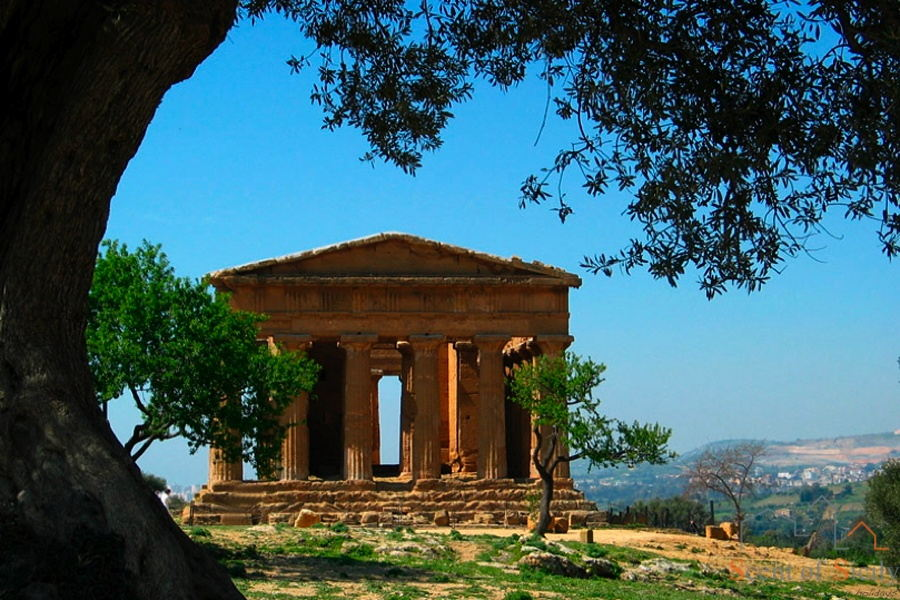 Sicily Valley of Temples