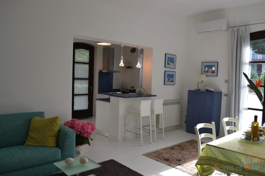 Cosy Cove in Sicily perfect for couples