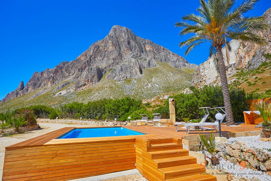Villa Nature's Embrace Sicily