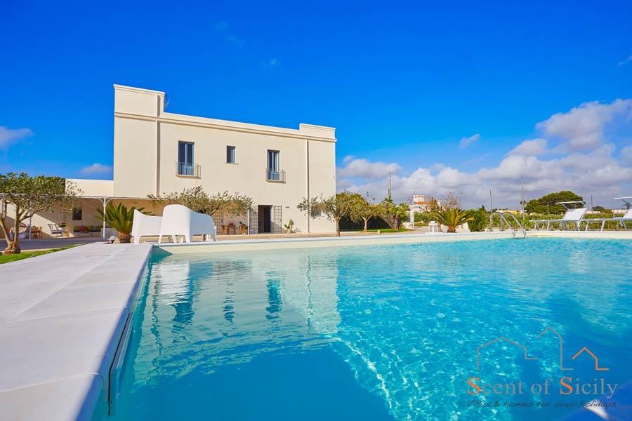 Marsala Sicily Villa le Bifore