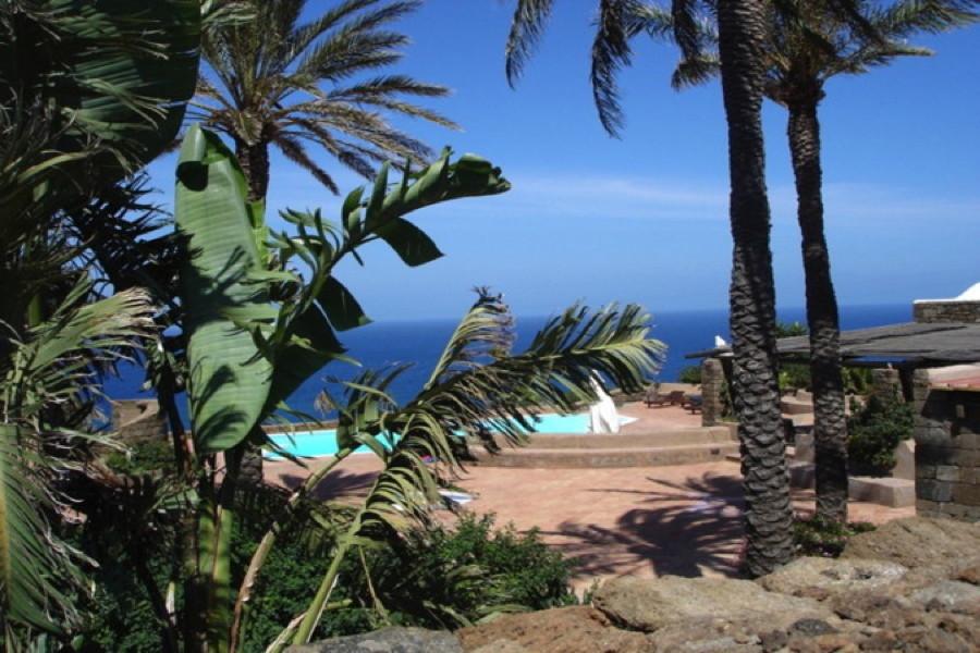 Pantelleria Sicily Villa Black Pearl