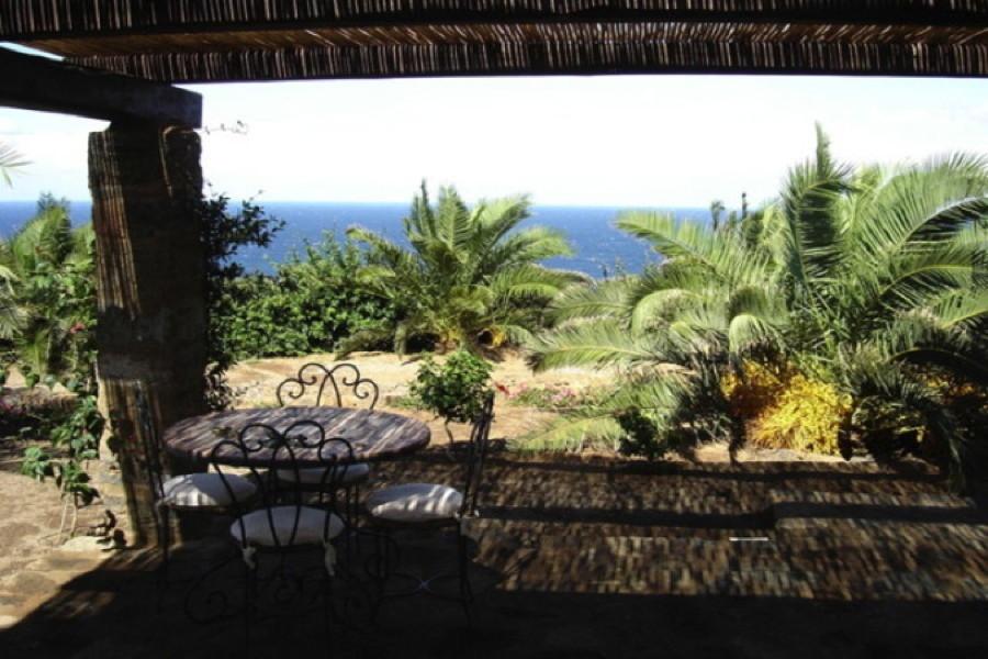 Pantelleria view Sicily