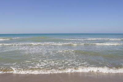 Blue flag beaches Sicily