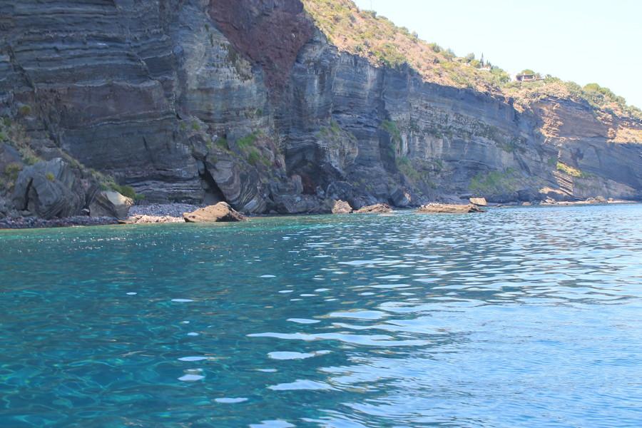 Tipical sea view Sicily