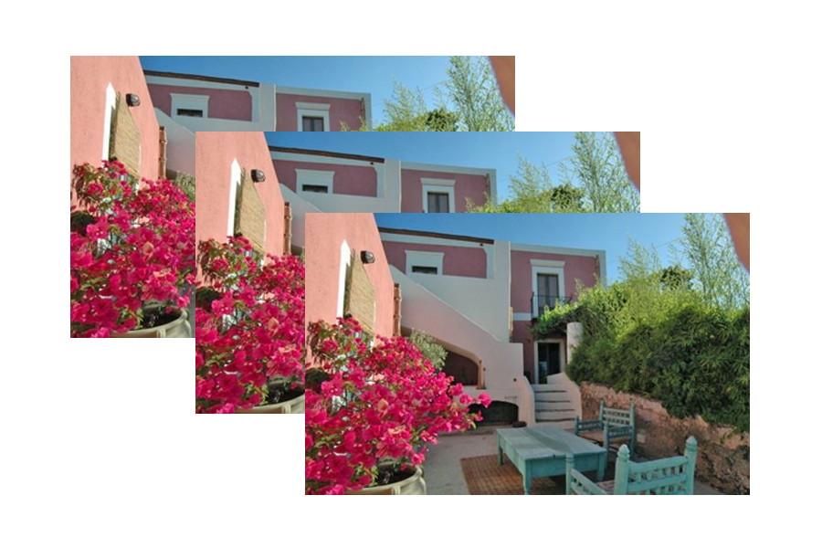 Villa Salina Sicily