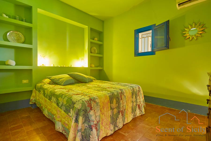 Double bedroom  in Sand and Sea Marsala, Western Sicily