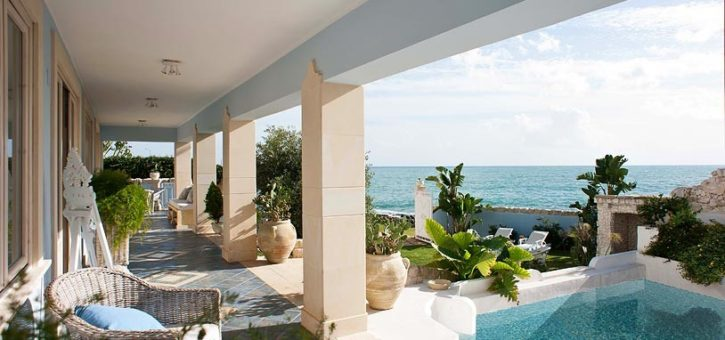 Villa Color of the Sea Siracuse Sicily