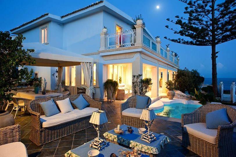 villa color of the sea - Villa Rental Sicily