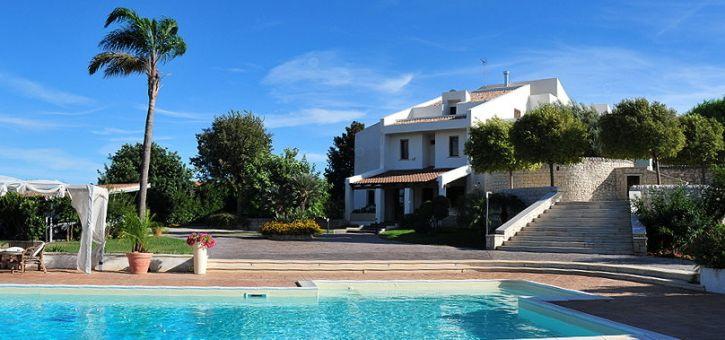 Villa Occhipinti Sicily