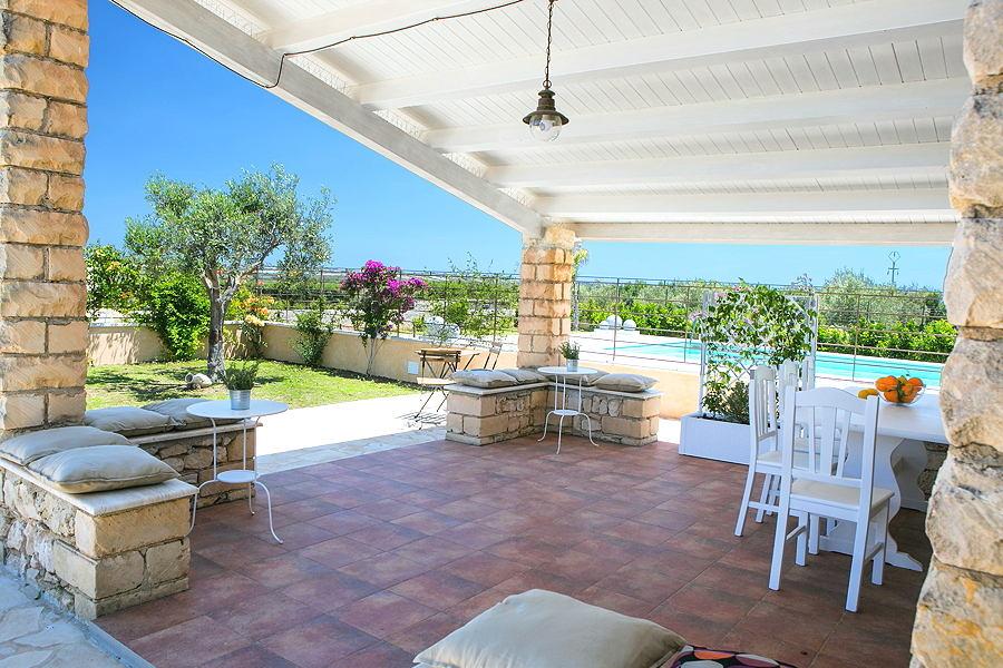 Villa Flamingos Ispica Sicily