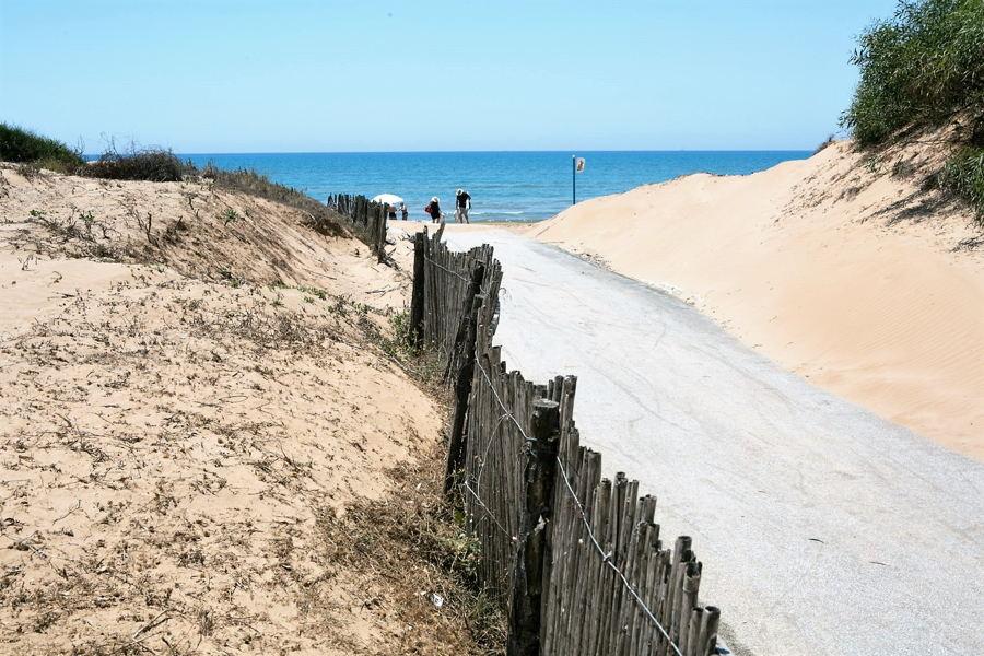 Ispica beach Sicily