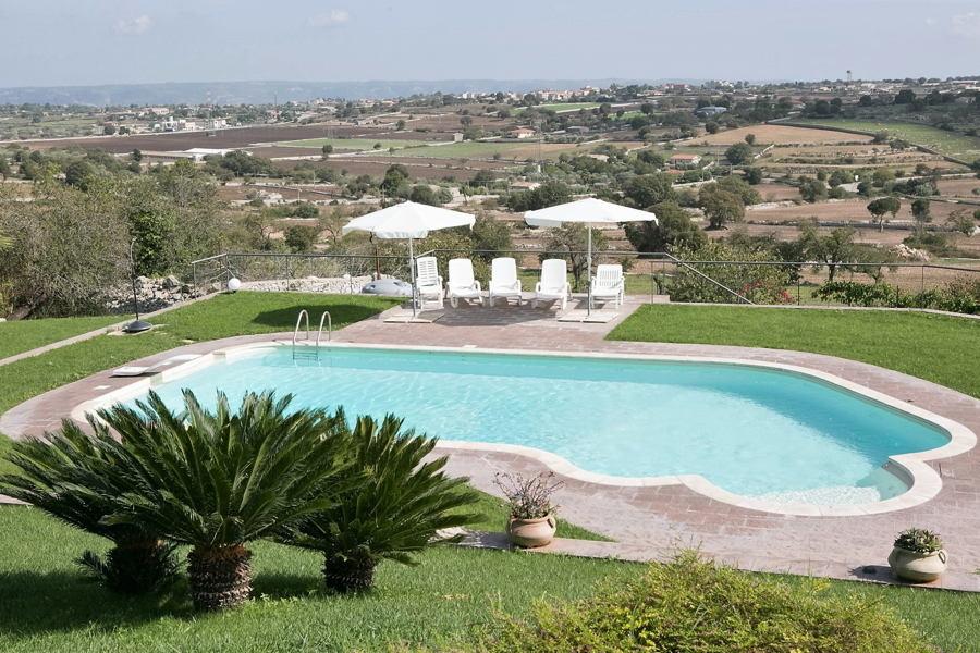 Modical Sicily Villa Country Air