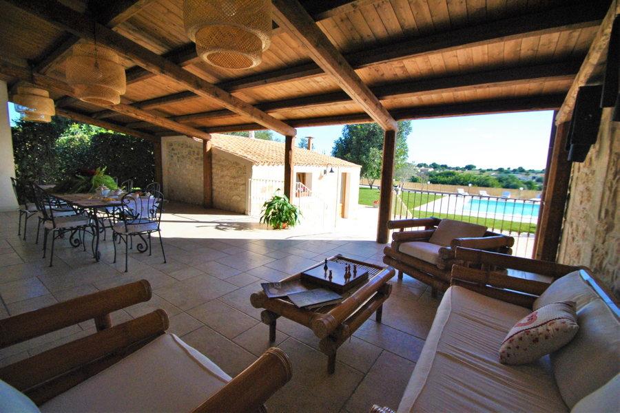 Villa Harmony in Modica Sicily