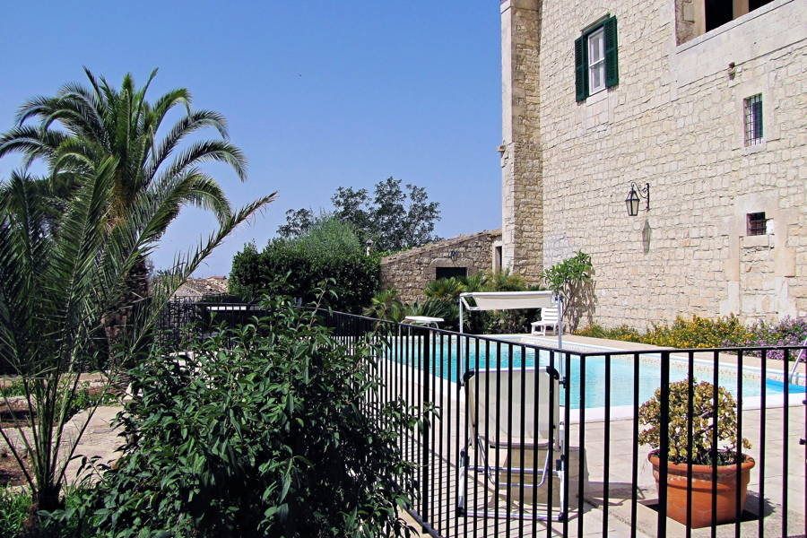 Family holiday in Villa al Casale Sicily