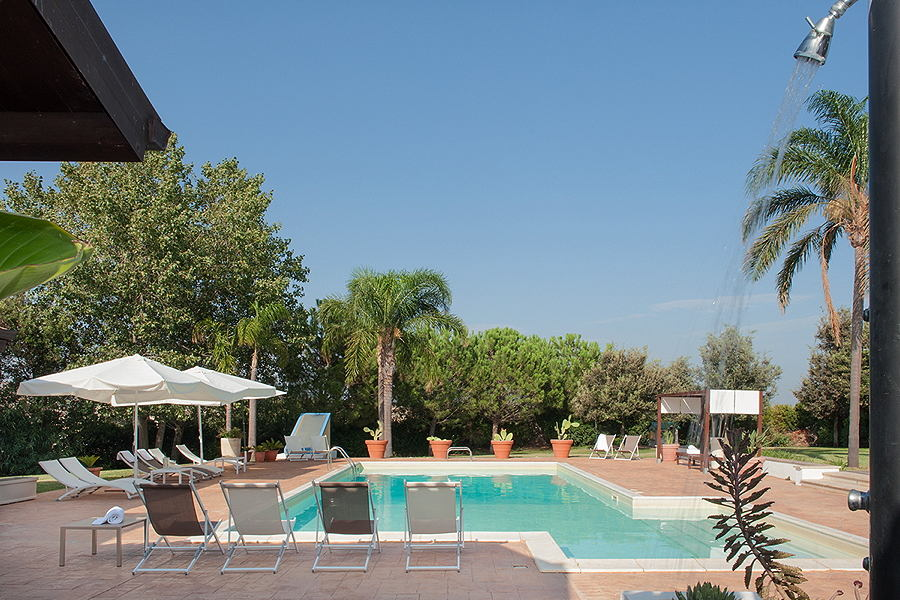 Villa Occhipinti for family holiday