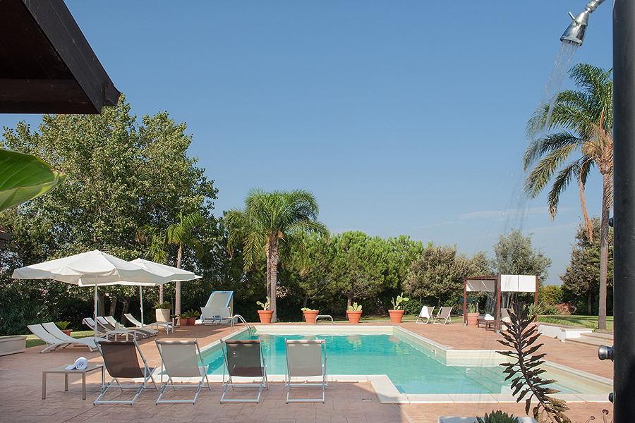 Villa Occhipinti for family holiday