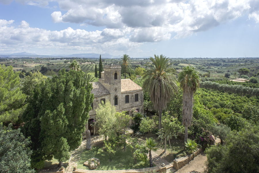 Castelvetrano Western Sicily Villa Tower