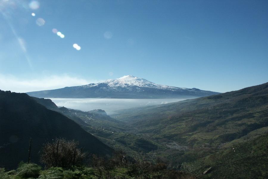 Etna Vulcano Sicily