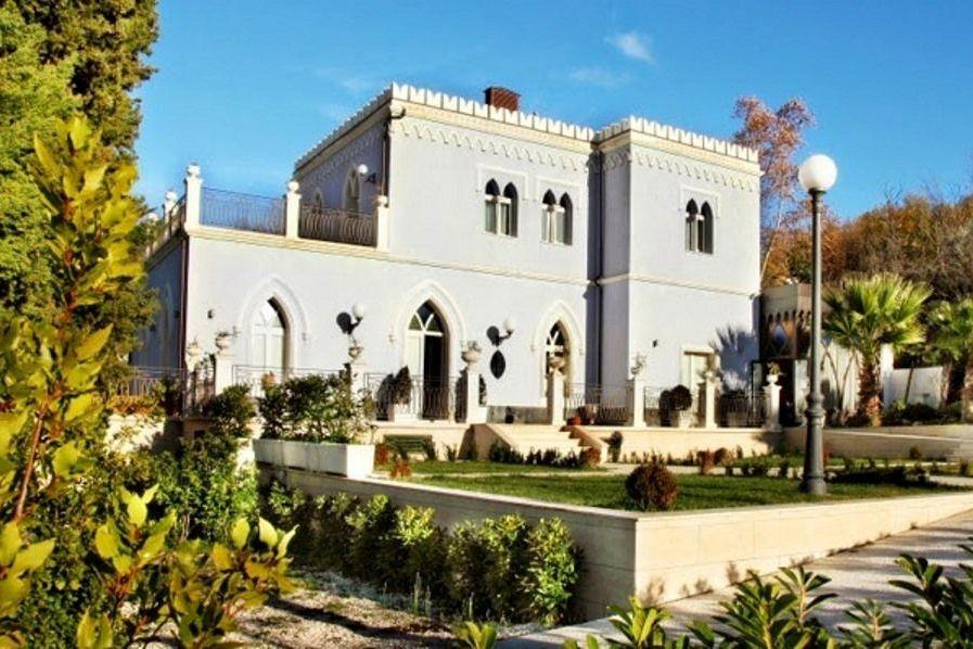 Villa Etna Valley Sicily