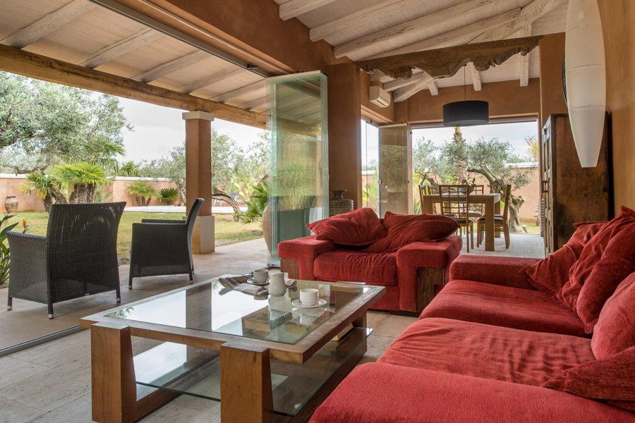 Villa Open Air Sicily
