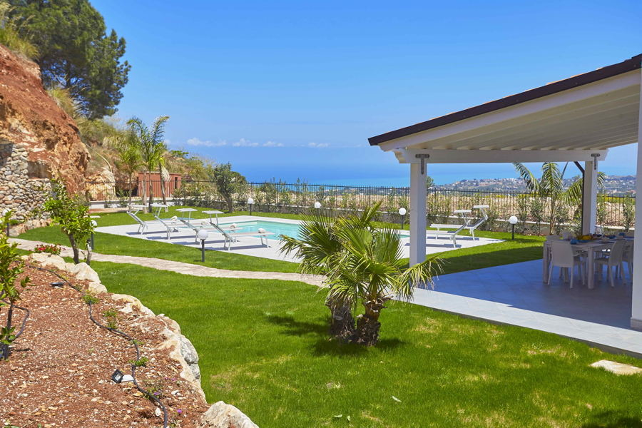 Villa Serendipety Sicily