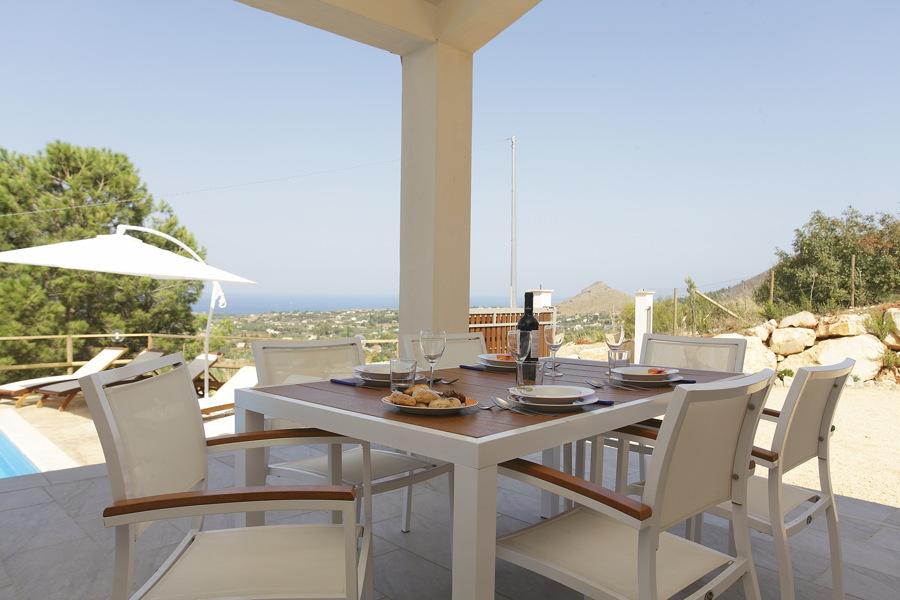 Villa Dany view