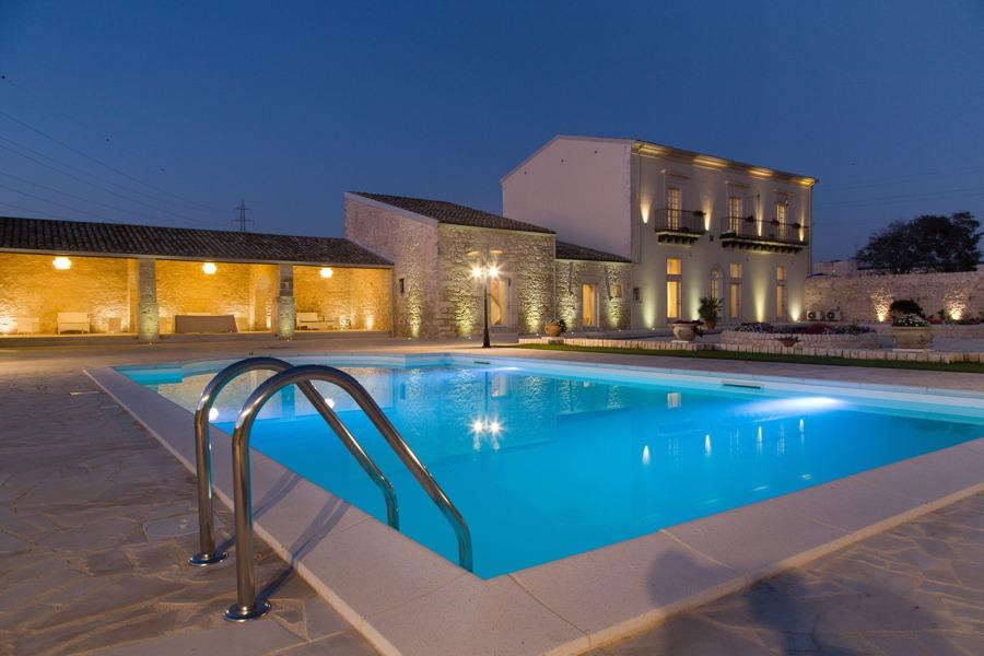 Sicily, Ragusa, Villa Sweet Memory villa with pool