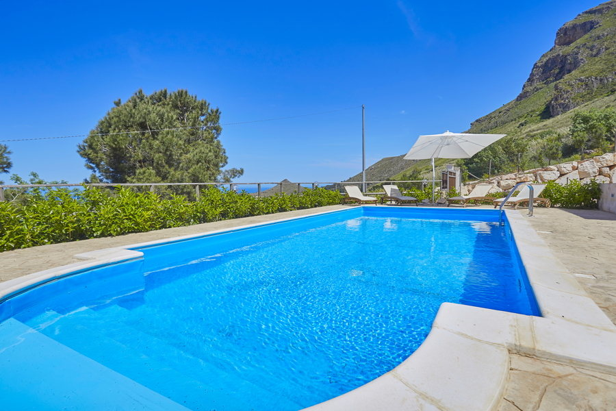 Villa Dany swimming pool